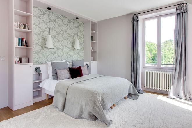 Rénovation de chambre sur Paris 12